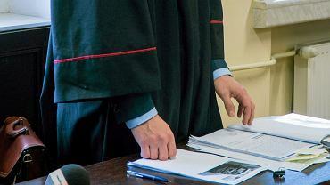 Prokurator / zdjęcie ilustracyjne
