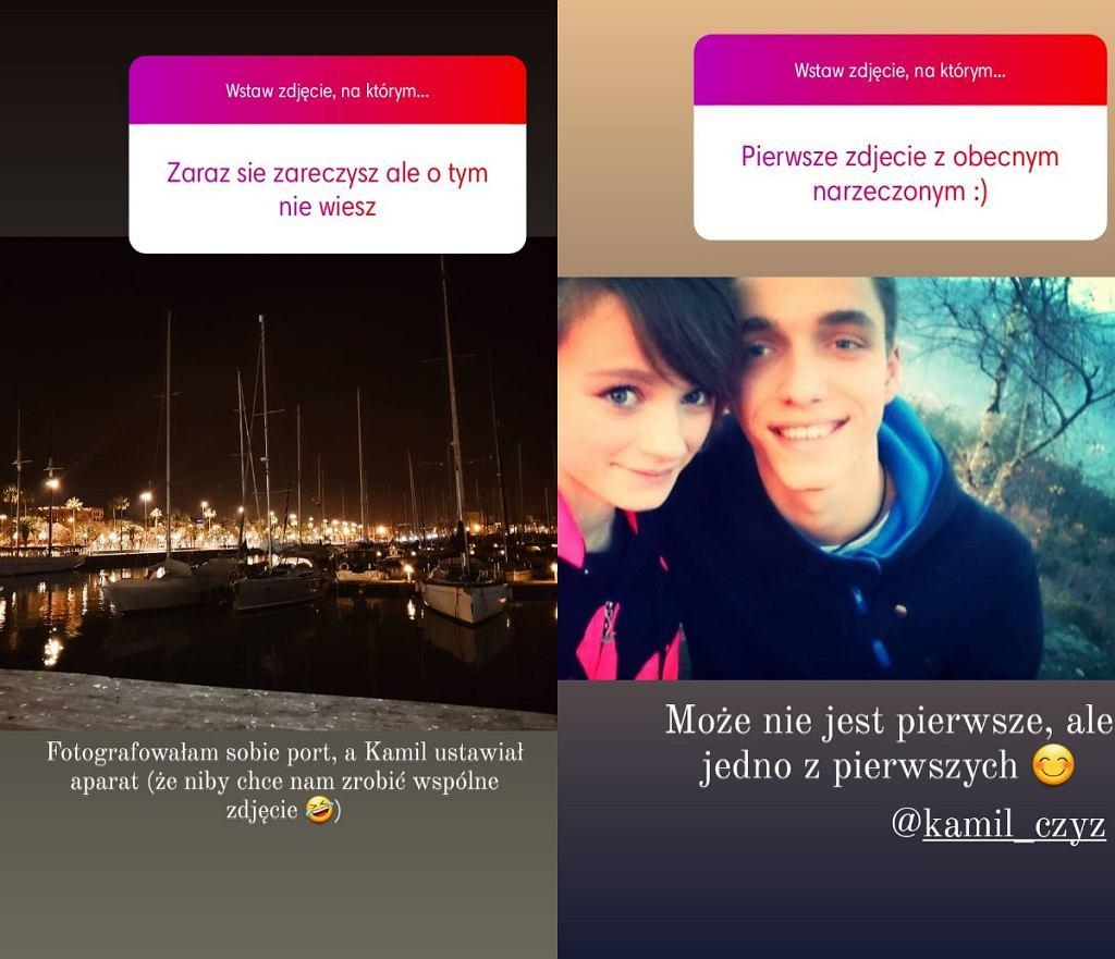Karolina Małysz udostępniła na Instagramie archiwalne zdjęcia