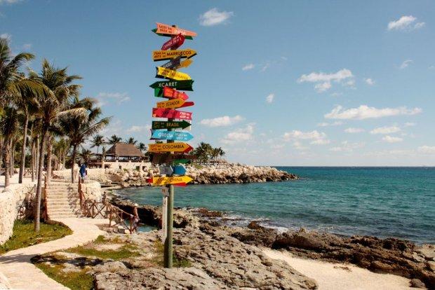 Plaża w Cancun, Meksyk / fot. Shutterstock