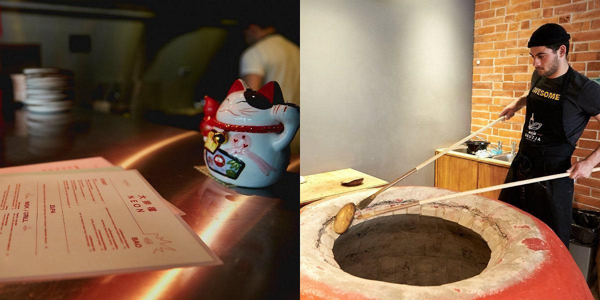 Kuchnie Swiata W Trojmiescie Od Azji Przez Kaukaz Na Ukraine