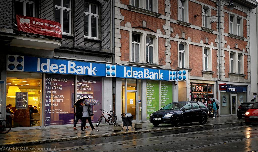 Placówka Idea Banku w Gliwicach