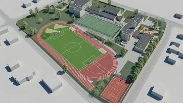 Stadion w Puszczykowie