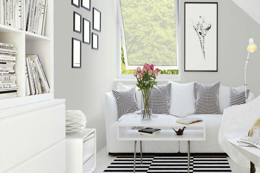 HIT: białe meble