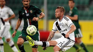 Filipe Goncalves szybko wkomponował się w zespół. W Szczecinie strzelił swoją pierwszą bramkę dla WKS-u