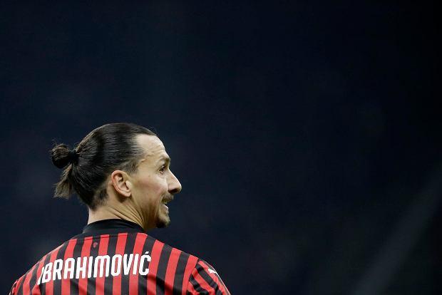 """Zlatan Ibrahimović podjął decyzję ws. dalszej kariery. """"Trwają rozmowy"""""""