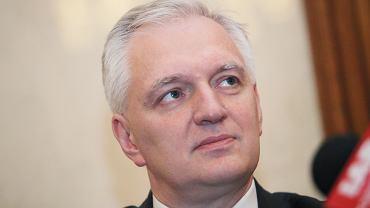 Jarosław Gowin, minister nauki