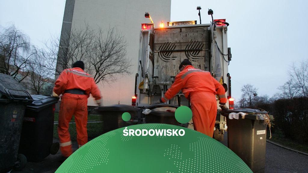 Wywóz śmieci (zdjęcie ilustracyjne)