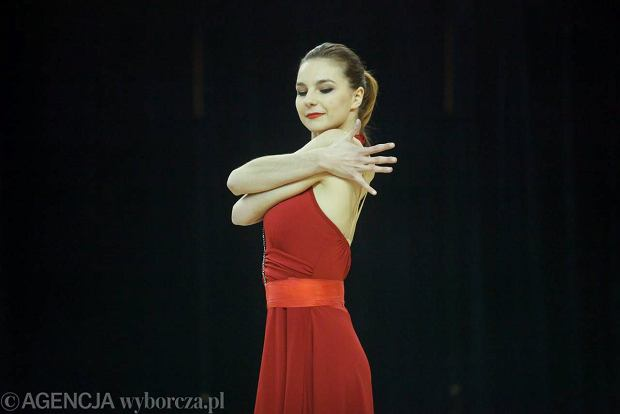 Zdjęcie numer 0 w galerii - Gimnastyczka Joanna Mitrosz zakończyła karierę. Zobacz jej ostatni występ [ZDJĘCIA]