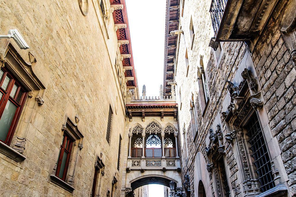 Barcelona. Barri Gotic