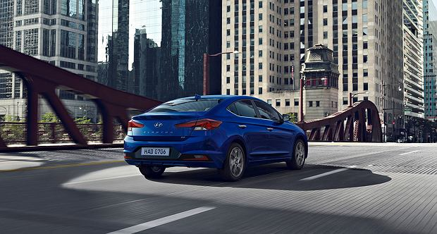 Hyundai Elantra Opinie Recenzja Test Nowa Elantra Zaskoczy Cie