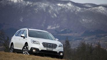Subaru Outback MY2015
