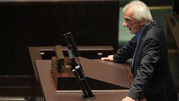 Ryszard Terlecki w Sejmie