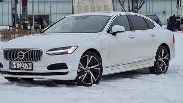 Volvo S90 Recharge T8 AWD