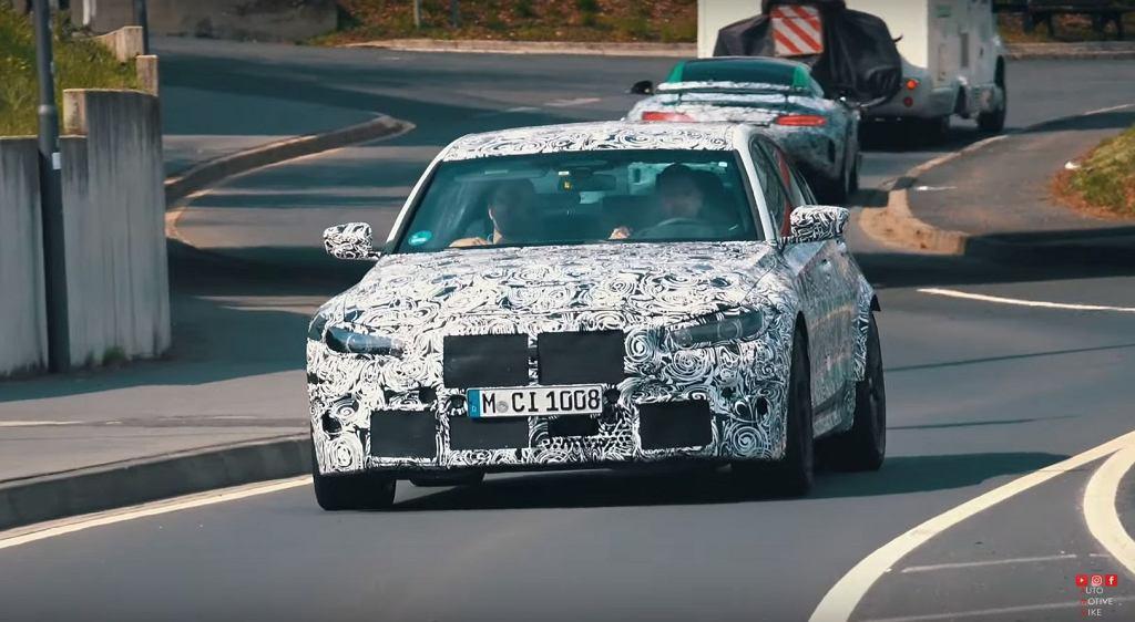 Nowe BMW M3