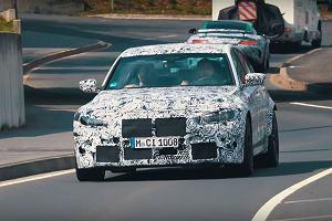 Nowe BMW M3 szaleje po Nurburgringu. Mamy film