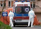Nowe przypadki koronawirusa. Ministerstwo Zdrowia: Zmarła 37-letnia kobieta. Czekamy na diagnozę
