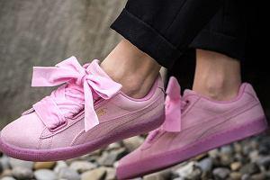 Mega dziewczęce sneakersy marek Puma, Reebok i New Balance, które musisz mieć!