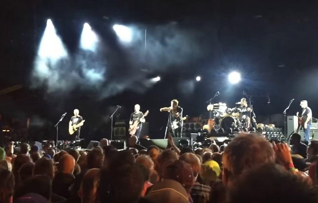 Koncert Pearl Jam w Chicago