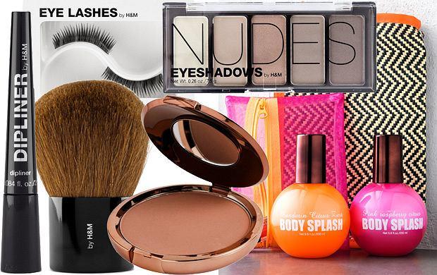 Kosmetyki H&M - używacie?