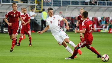 Polska - Węgry 1:1 w meczu drużyn U-21
