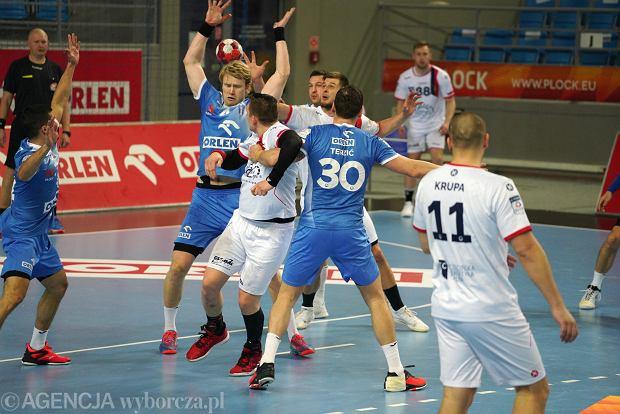 Zdjęcie numer 35 w galerii - Superliga piłkarzy ręcznych. Nafciarze zrewanżowali się za porażkę w 1. kolejce w Szczecnie i wygrali z Pogonią 31:16 [GALERIA]