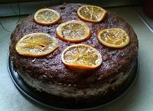 Ciasto marchewkowe z kremem z kwaśnej śmietany - ugotuj