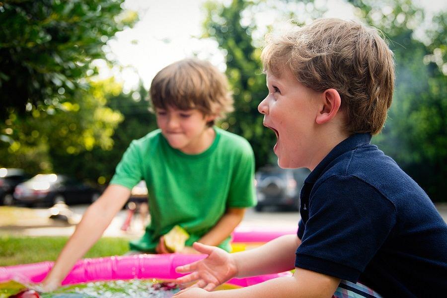 garden party dla dzieci