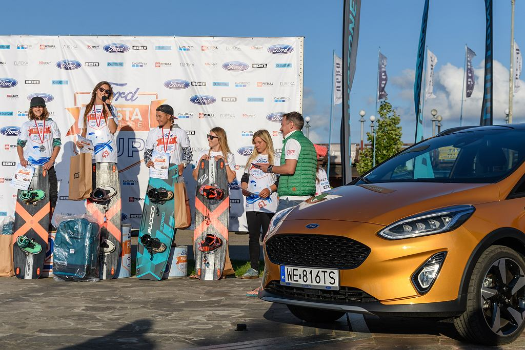 Ford Fiesta Active Cup