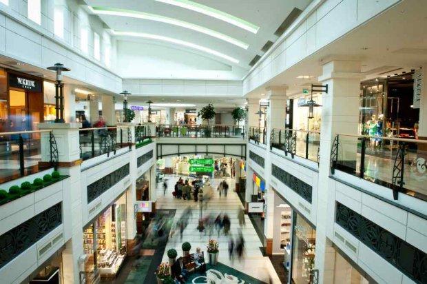 Крупные торговые центры и их строительство