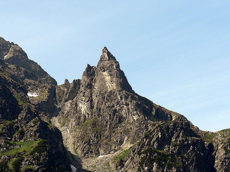 Mnich - szczyt w Tatrach, na który została wniesiona Anna Król