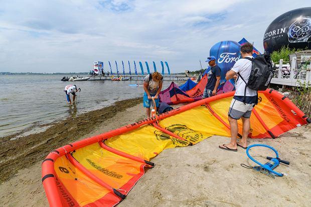 Puchar Polski w kitesurfingu Ford Focus Active Challenge