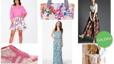 Flower Power czyli ubrania w kwiaty