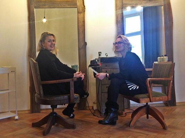 Paulina i Gosia rozmawiają o kondycji włosów