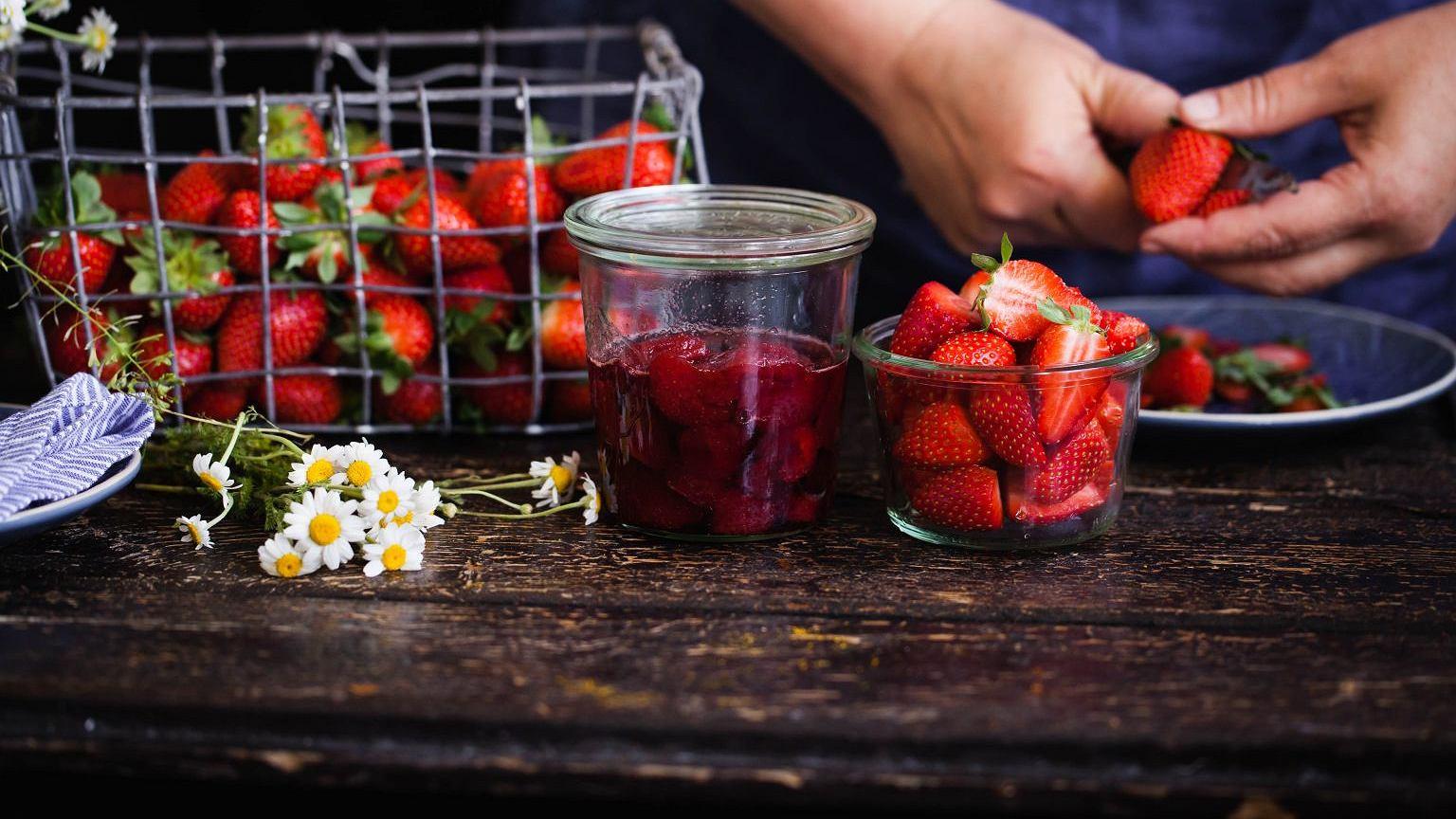 Przetwory to dobry sposób na zatrzymanie letnich smaków