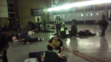 Zamach samobójczy w Manchesterze