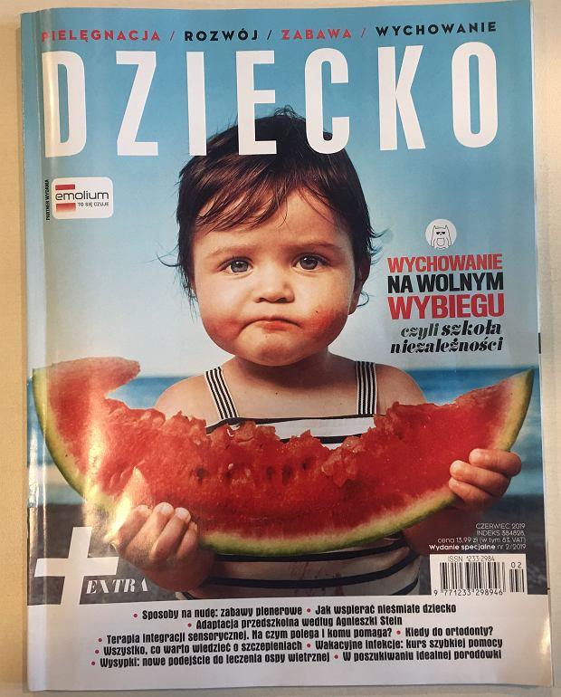 Magazyn 'Dziecko'. Kolejny numer pod koniec sierpnia 2019