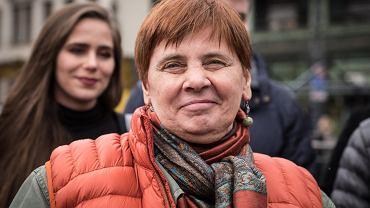 Posłanka do Parlamentu Europejskiego Janina Ochojska