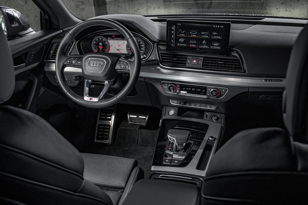 Audi Q5 Sportback 45 TFSI