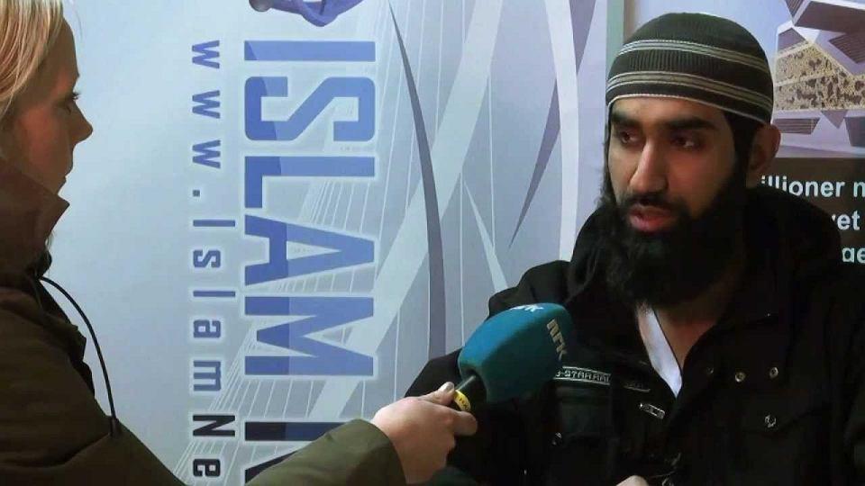 Fahad Qureshi, współtwórca i niekwestionowany lider Islam Net, największej organizacji salafickiej w Norwegii