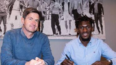 Bakery Jatta nowym piłkarzem Schalke