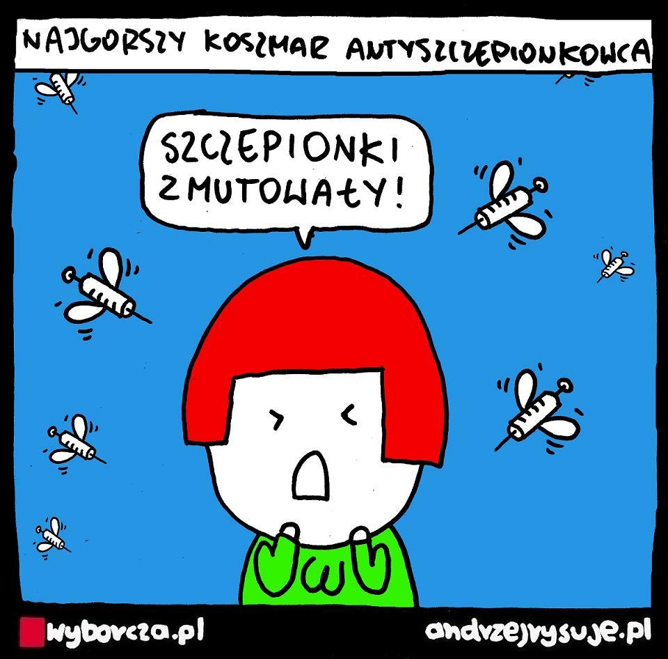 Andrzej Rysuje I Mutacje - Andrzej Rysuje, 07.06.2021 - null