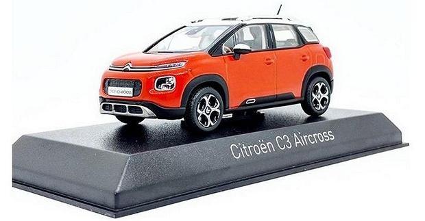 Model Citroen C3 Aircross