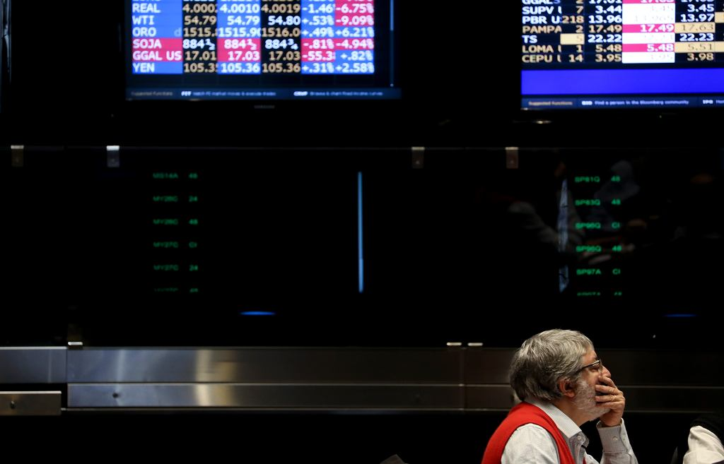 Argentyna. Dramatyczny spadek na giełdzie po prawyborach