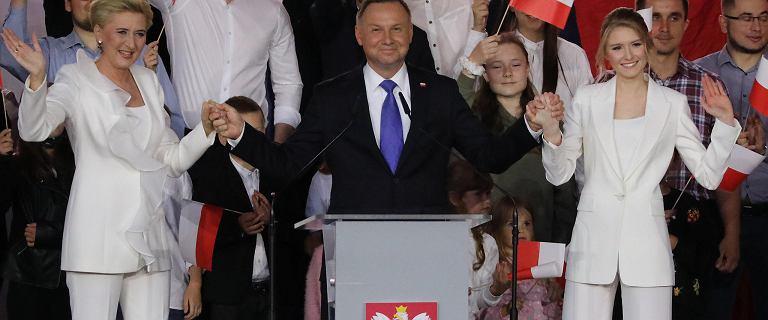 Kwaśniewski radzi Dudzie: Niech częściej rozmawia i słucha córki