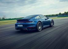 Nowe Porsche 911 Turbo. Jeszcze mocniejsze i jeszcze szybsze