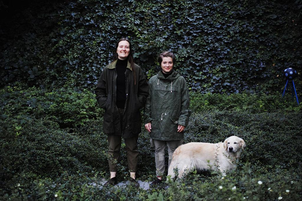 Irina Grishina i Olga Milczyńska; August Design / fot. Danil Daneliuk