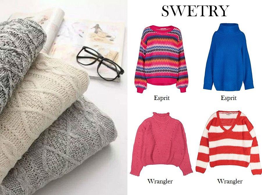 Jesienny przegląd modnych produktów