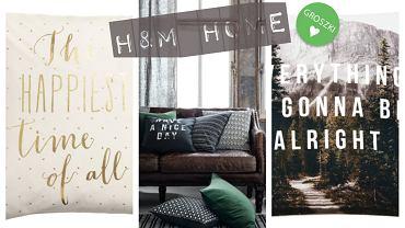 TOP 10 uroczych dodatków do mieszkania z H&M Home