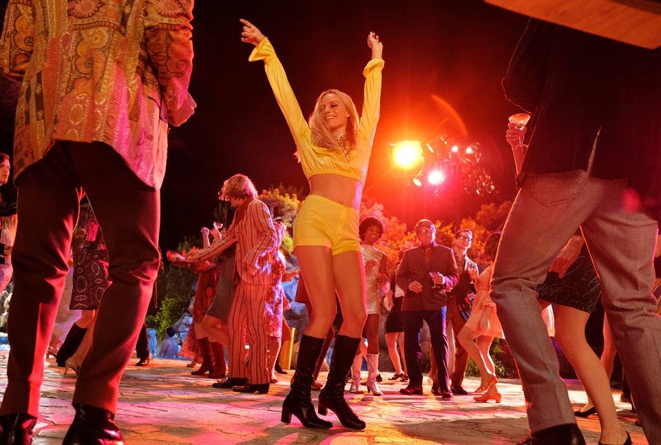 Margot Robbie jako Sharon Tate w filmie Quentina Tarantino 'Pewnego razu... w Hollywood'