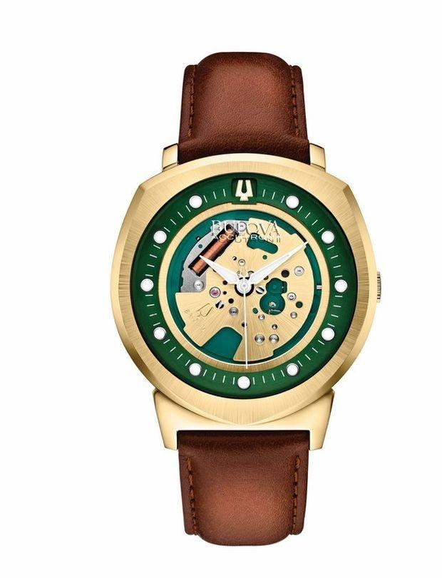 Zegarek z kolekcji Bulova. Cena: ok 1700 zł, moda męska, zegarki